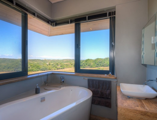 Guest Suite Bathroom View